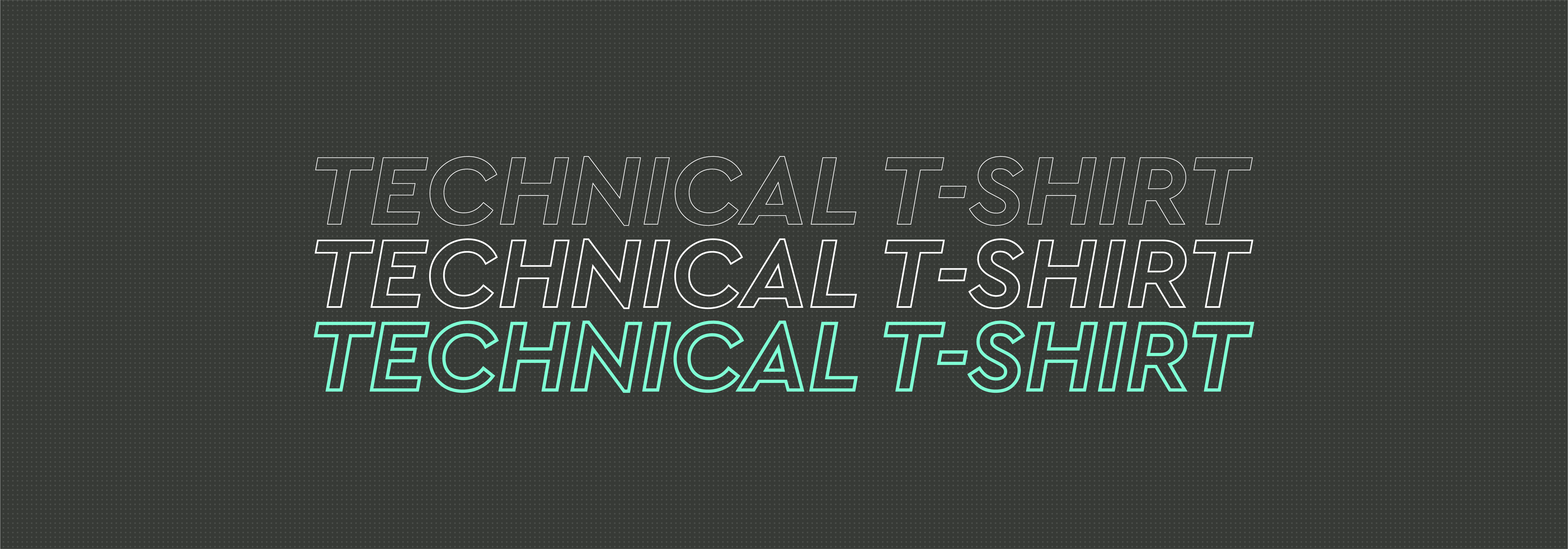 Technical T-Shirt