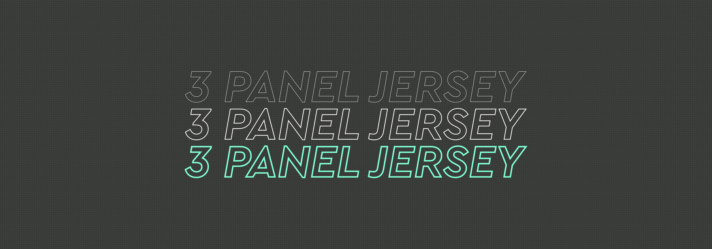 Pixel Jersey – Purple/Coral